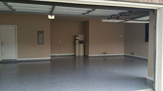 San Antonio Garage Flooring